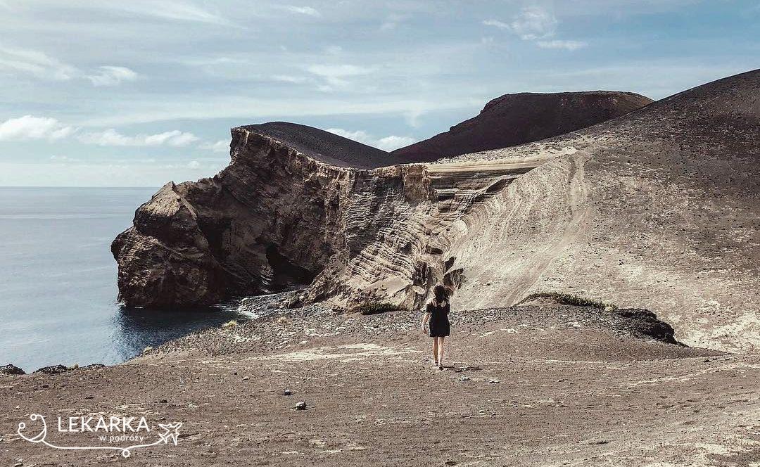 Wulkan Capelinhos